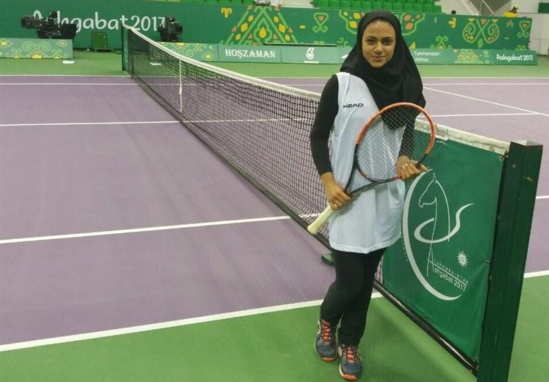 خانلو: ما 3 نفر بودیم، آنها 3 هزار نفر/ مصدوم نبودم تنیسور ازبک را شکست میدادم