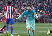 2 بازیکن اتلتیکو مادرید که مسی پیشنهاد خریدشان را به بارسلونا داد