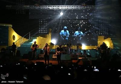 کنسرت بهنام بانی - کیش