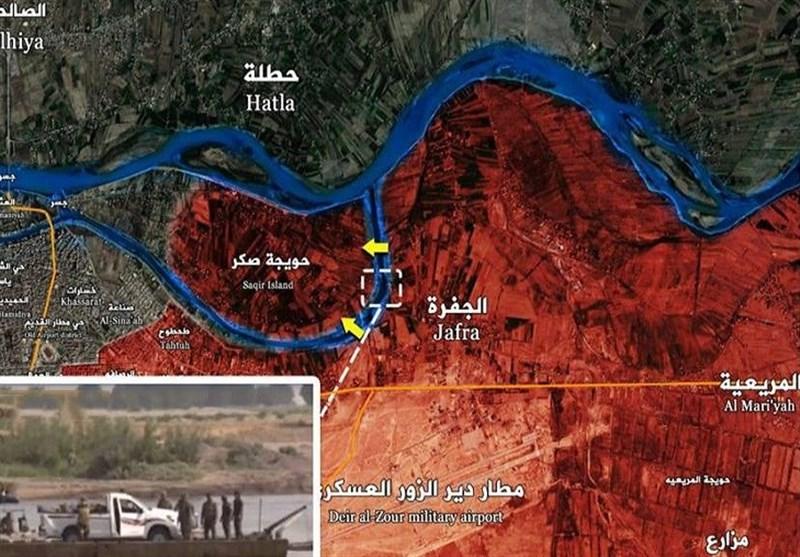 دفع حمله شدید جبهه النصره در حومه حماه/ مقادیر زیادی سلاح از داعش به غنیمت گرفته شد + تصاویر