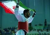 یونیورسیاد 2019 ایتالیا| سروش احمدی ششمین طلایی کاروان ایران شد