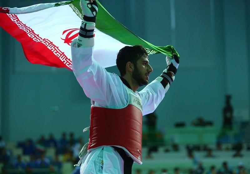 Iran's Soroush Ahmadi Claims Silver at World Taekwondo Championships