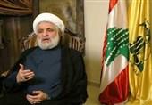 الشیخ قاسم: أزمة التألیف هی بسبب رفض الاعتراف بنتائج الانتخابات