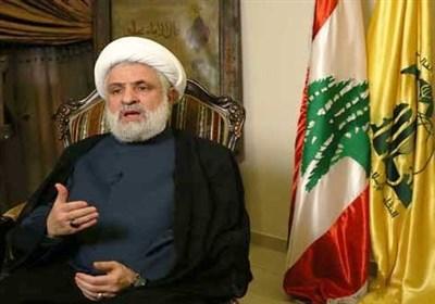 """الشیخ قاسم: کلّ الفوضى فی لبنان تصب فی مصلحة أمریکا و""""إسرائیل"""""""