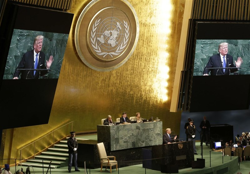 Trump Blasts Iran Nuclear Deal in First Speech at UN