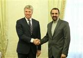 بررسی حضور ایران در جام جهانی 2018 در دیدار سنایی و وزیر ورزش روسیه