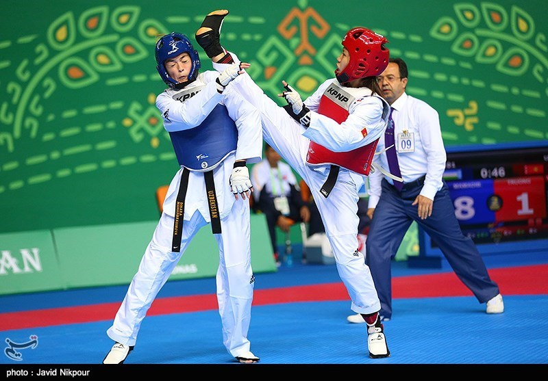 AIMAG: Number of Iran's Gold Medals Reaches 10