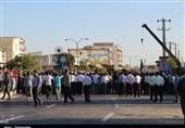حکم اعدام قاتل مامور نیروی انتظامی گلستان در آققلا اجرا شد