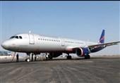 اصفهان| فرود اضطراری پرواز کیش ـ کاشان در اصفهان؛ شیشه جلوی هواپیما شکست + عکس