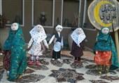 تولدی دوباره برای عروسکهای «مهرآب» و «ماهبیبی» اردکان