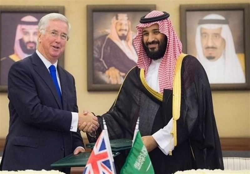 Suudi Arabistan İle İngiltere Askeri Anlaşma İmzaladı