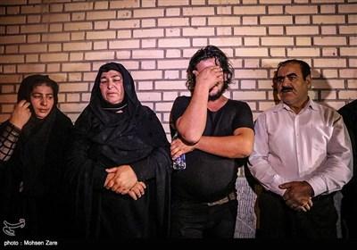 اجرای حکم اعدام قاتل آتنا در پارس آباد