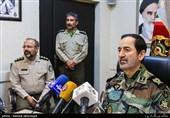نشست رئیس سازمان حفظ آثار و نشر ارزشهای دفاع مقدس ارتش