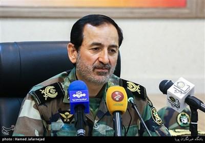 امیر سرتیپ دوم ابراهیم گلفام رئیس سازمان حفظ آثار و نشر ارزشهای دفاع مقدس ارتش