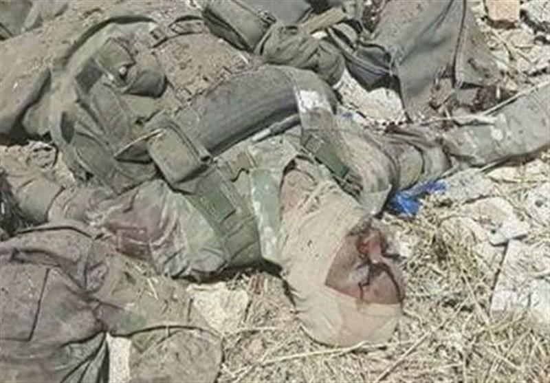 هلاکت تروریستهای جبهه النصره سوار بر زرهپوشهای ارتش ترکیه+فیلم
