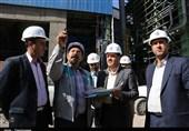 بازدید فرماندار کرمان از فولاد بوتیا