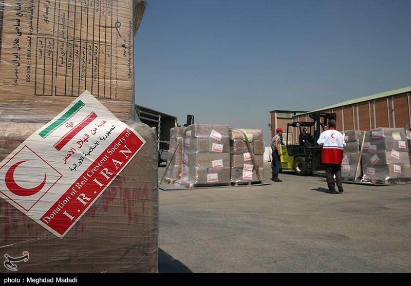 İran'dan Myanmar'a İkinci Yardım