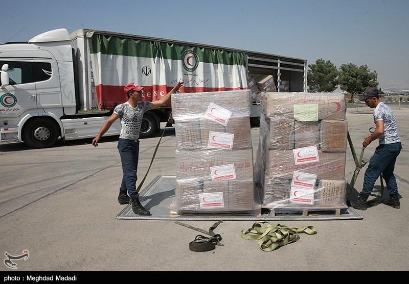روہنگیا مسلمانوں کیلئے ایران کی جانب سے انسان دوستانہ امداد کی دوسری کھیپ روانہ