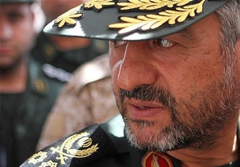 قائد حرس الثورة یرد بشدة على تصریحات ترامب
