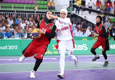 بانوان بسکتبال ایران با آمریکا همگروه شدند