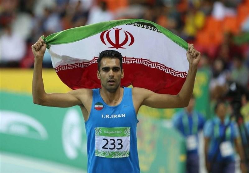 Asian Indoor Athletics Championships: Iran's Moradi Takes Gold