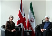 President Rouhani Hopes for Closer Tehran-London Trade Ties