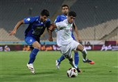 زکیپور: هر جا سرمربی بگوید بازی میکنم/ استقلال برای موفقیت در 3 جام بسته شده است