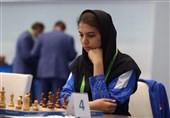 تساوی ارزشمند خادمالشریعه برابر قهرمان شطرنج جهان و کسب دومین نورم استاد بزرگی
