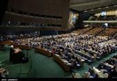 سفر رئیس جمهور به مقر سازمان ملل متحد - نیویورک