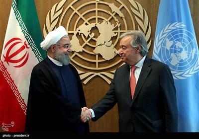 زیارة الرئیس روحانی للأمم المتحدة ـ نیویورک