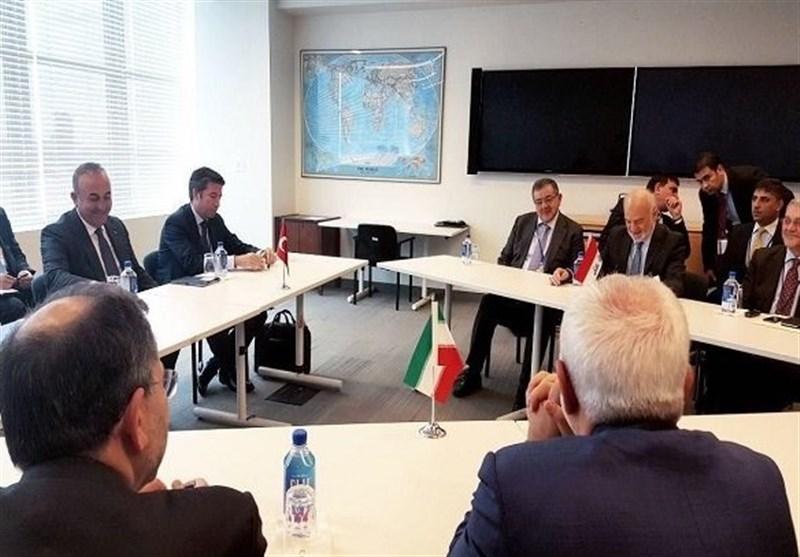 Iran, Iraq, Turkey Issue Joint Statement against Kurdish Referendum