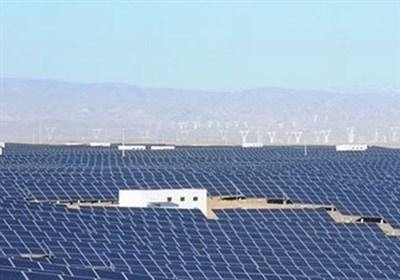 نیروگاه خورشیدی چین