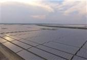 نیروگاه خورشیدی هند