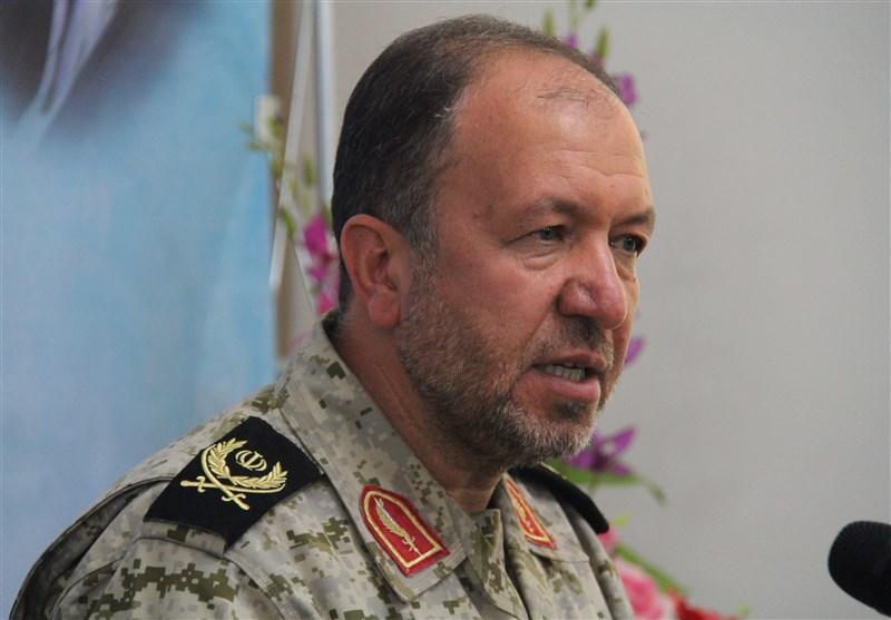 فرمانده سپاه آذربایجانغربی:امروز برای شکست خاکریزهای دشمن نیازمند یک مشارکت حداکثری هستیم