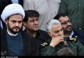 مراسم اربعین فرمانده شهید مرتضی حسینپور - گیلان