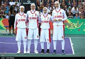 Iranian Women Team to Participate at 2018 FIBA 3x3 World Cup