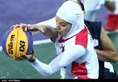جام جهانی بسکتبال سه نفره| شکست ایران مقابل اسپانیا