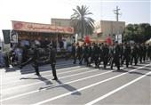 نیروهای مسلح استان بوشهر توانمندی خود را بهنمایش گذاشتند+ تصاویر