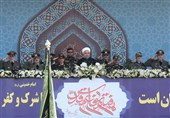 Iran to Build Up Defense Power, President Vows
