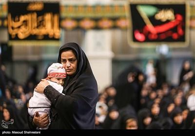 همایش شیرخوارگان حسینی در مهدیه تهران