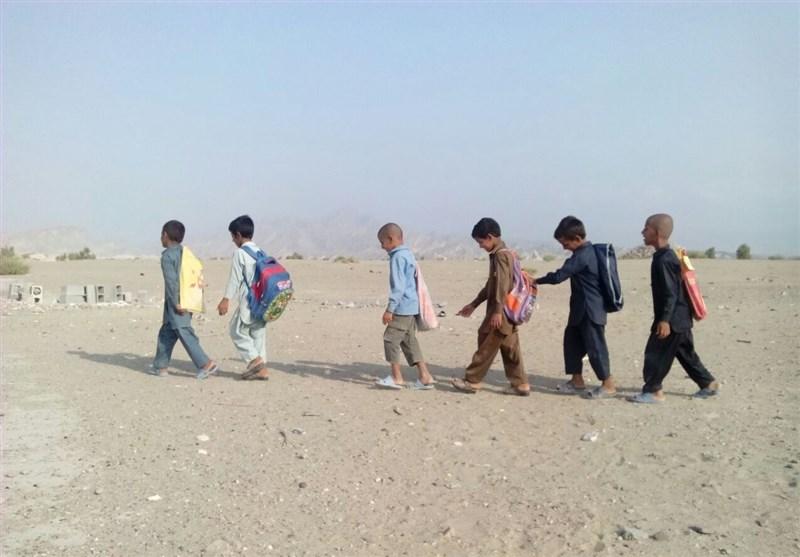 روزهای مدرسه در جغرافیای محرومیت