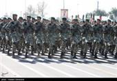 مراسم رژه روز ارتش در تهران و سراسر کشور آغاز شد