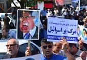 راهپیمایی بوشهر