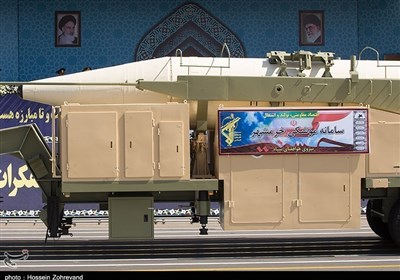 موشک خرمشهر