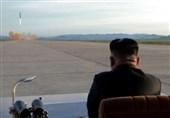 انهدام ویدئویی جنگنده اف-35 آمریکا با موشکهای کره شمالی+فیلم