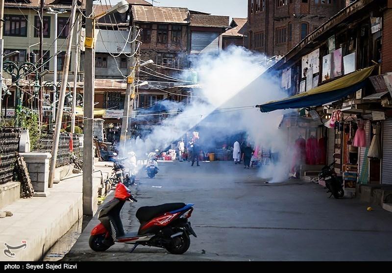 مقبوضہ کشمیر؛ یونیورسٹی کے طالب علم کی طلبی پر طلباء سراپا احتجاج