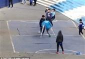 گل فوقالعاده کودک معلول آرژانتینی+فیلم