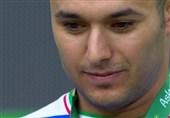 وزنهبردار ارومیهای در مسابقات جهانی آمریکا روی تخته میرود