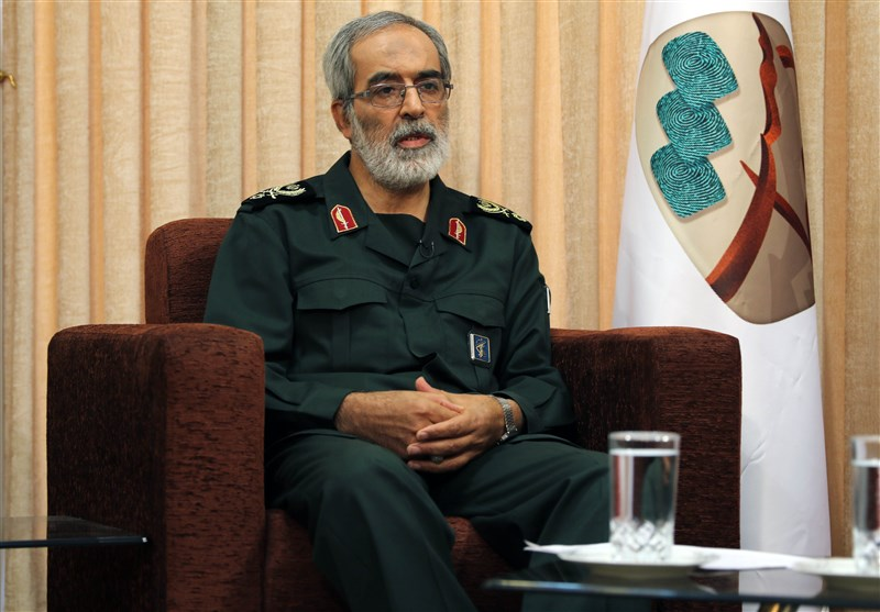 Iranian Commander Warns US against Any Wrongdoing in Regional Waters