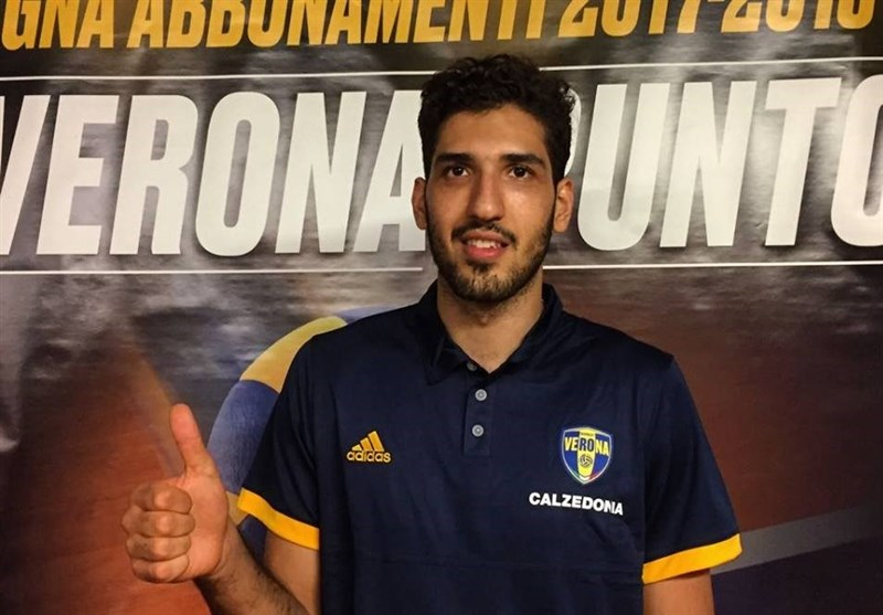 لژیونر والیبال بیوگرافی محمدجواد معنوی نژاد بیوگرافی لژیونر ها اخبار والیبال